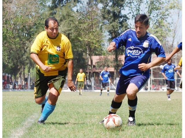 De futbol amateur en